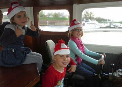 kinderen-varen-boot
