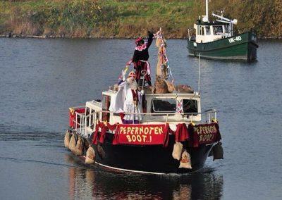 sint-piet-pepernotenboot