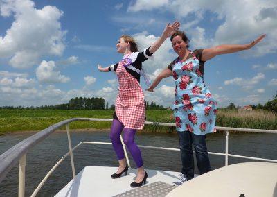 varen-boot-vrijgezellenfeest